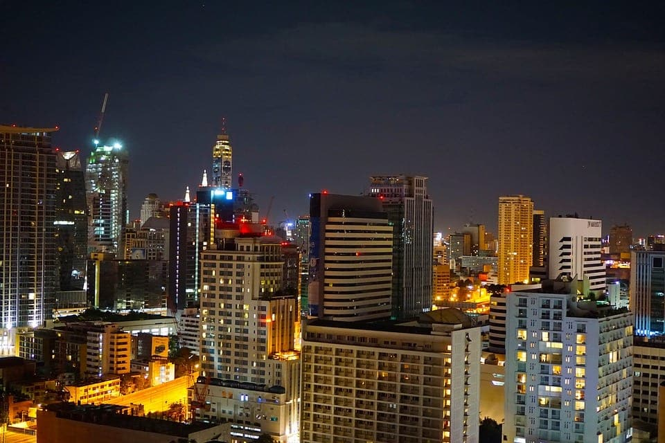 Bangkok - The capital city