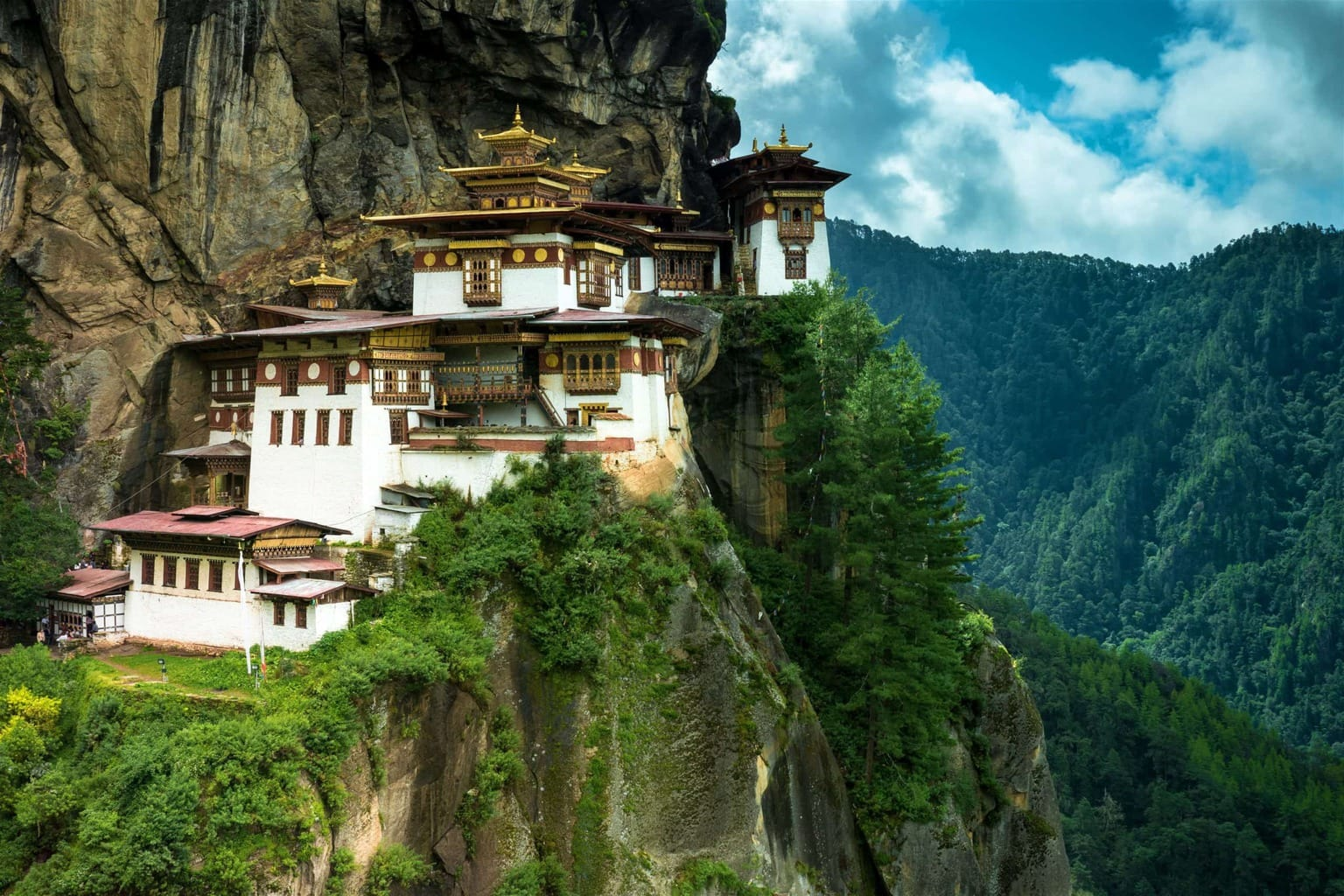 Bhutan – The Land of Economic Freedom