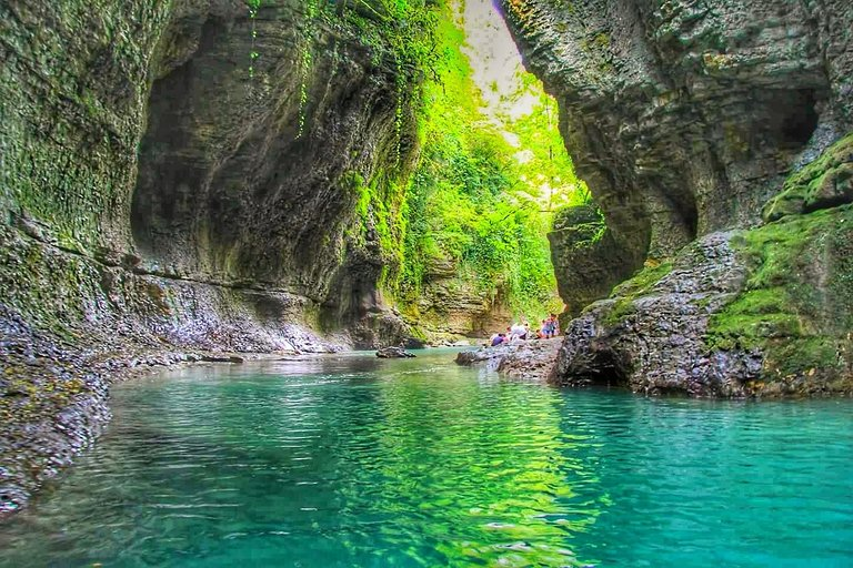 Canyons of Martvilli