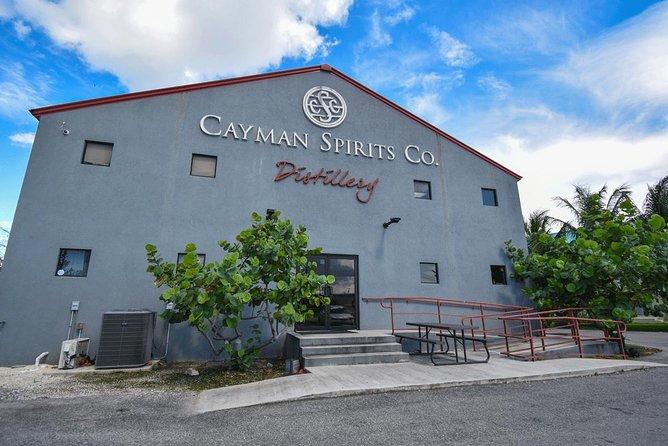 Cayman Spirits Co. Distillery (Grand Cayman)