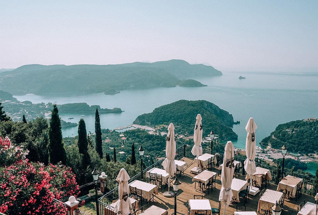 Corfu –  Greece's Emerald Island