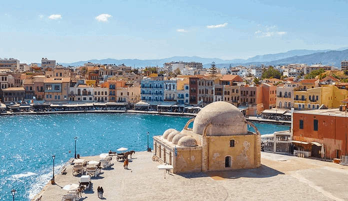 Crete – Greece Largest Island