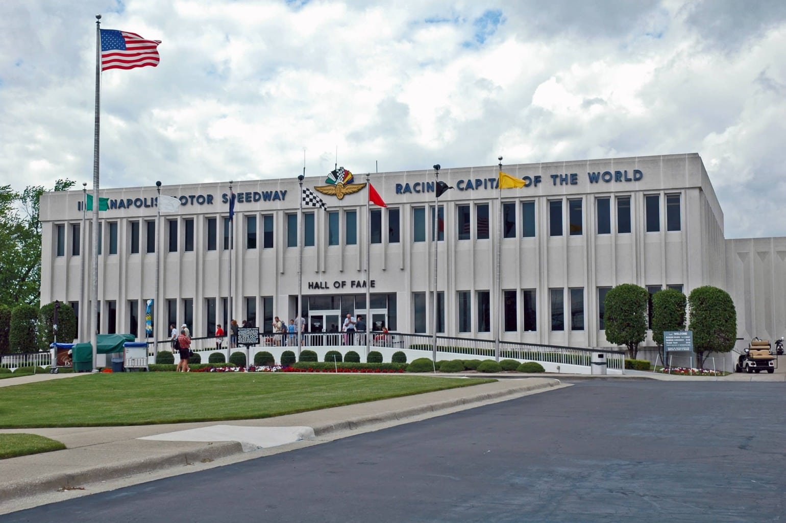 Indianapolis Motor Speedway Museum