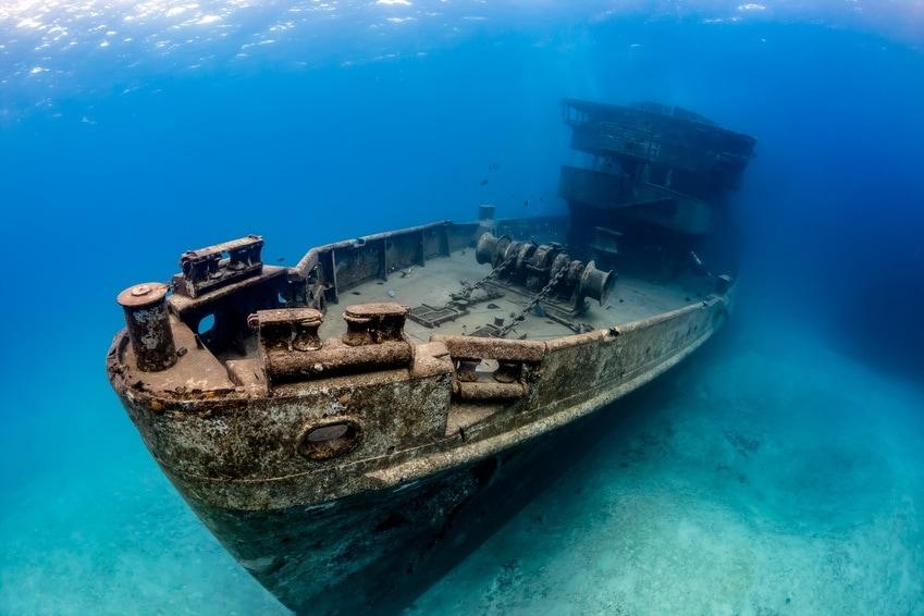 Kittiwake Shipwreck & Artificial Reef (Grand Cayman)