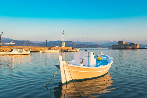 Nafplio – Diversity Of Tendings