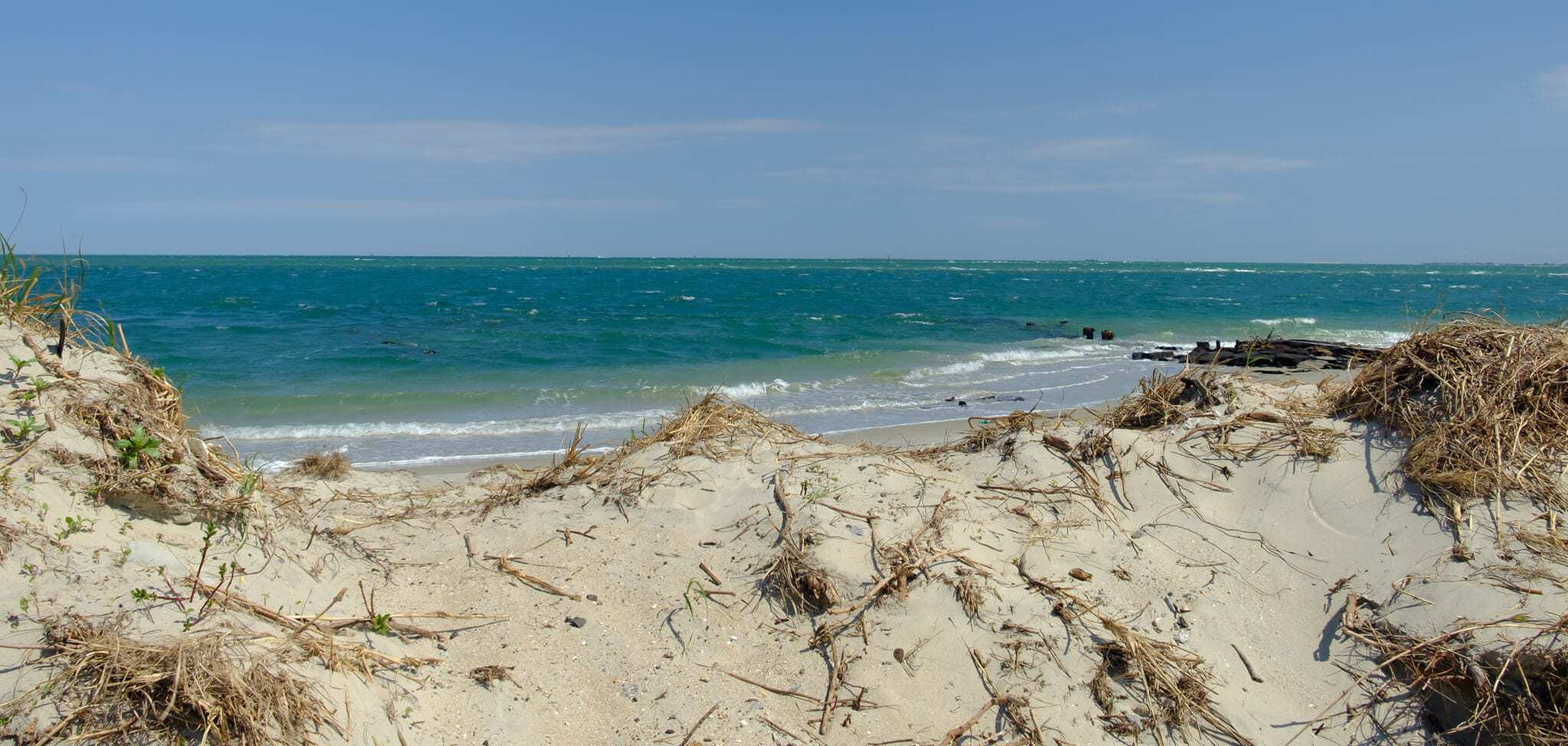 OCRACOKE BEACH, NORTH CAROLINA
