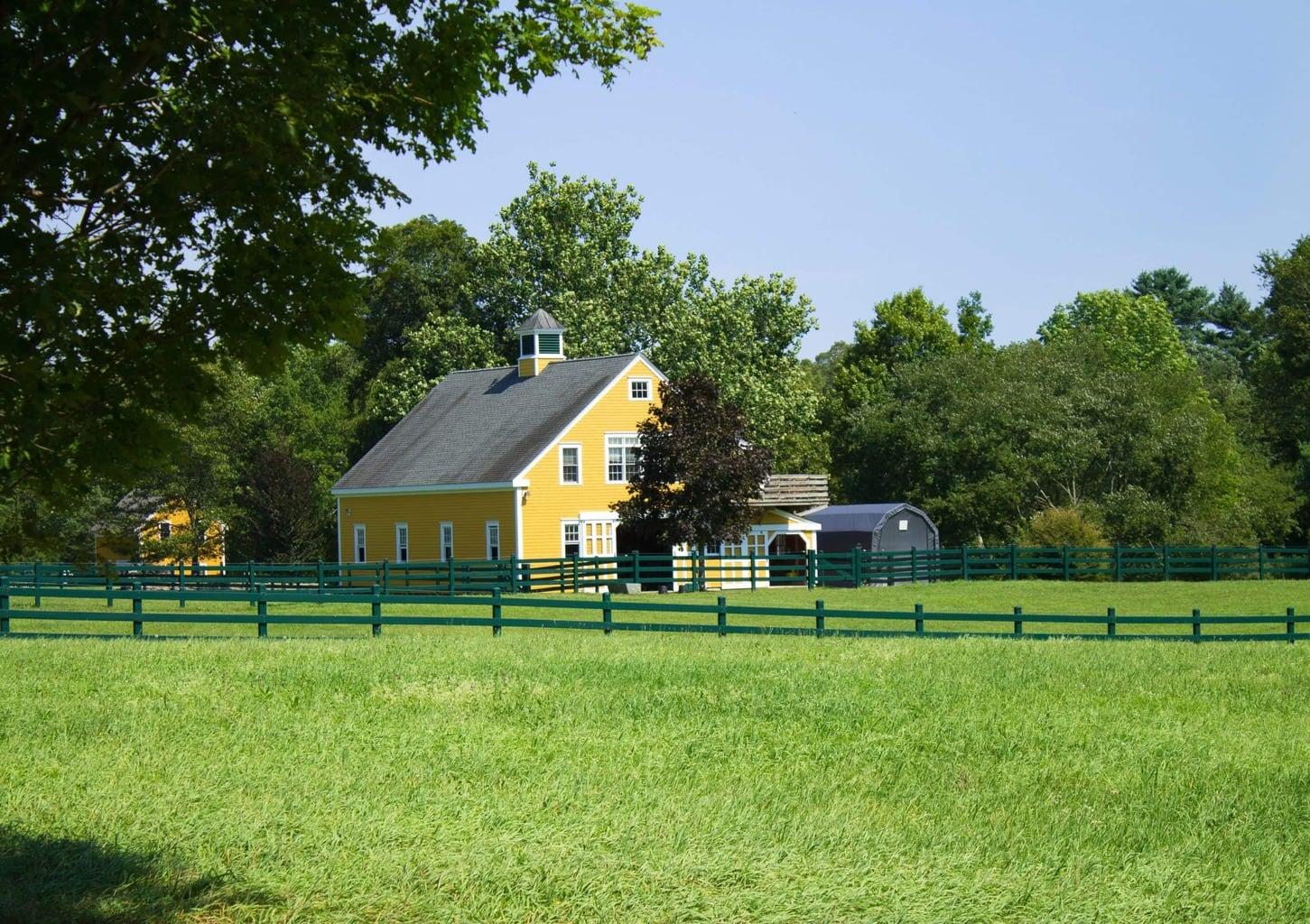 The Berkshires in Massachusetts