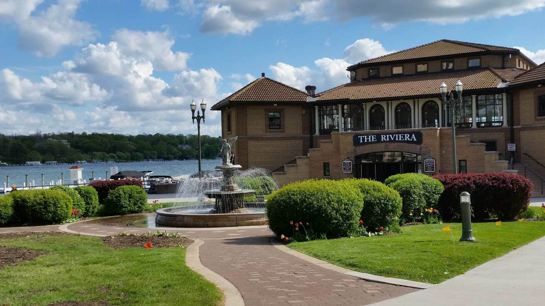 The Riviera in Downtown Lake Geneva, WI