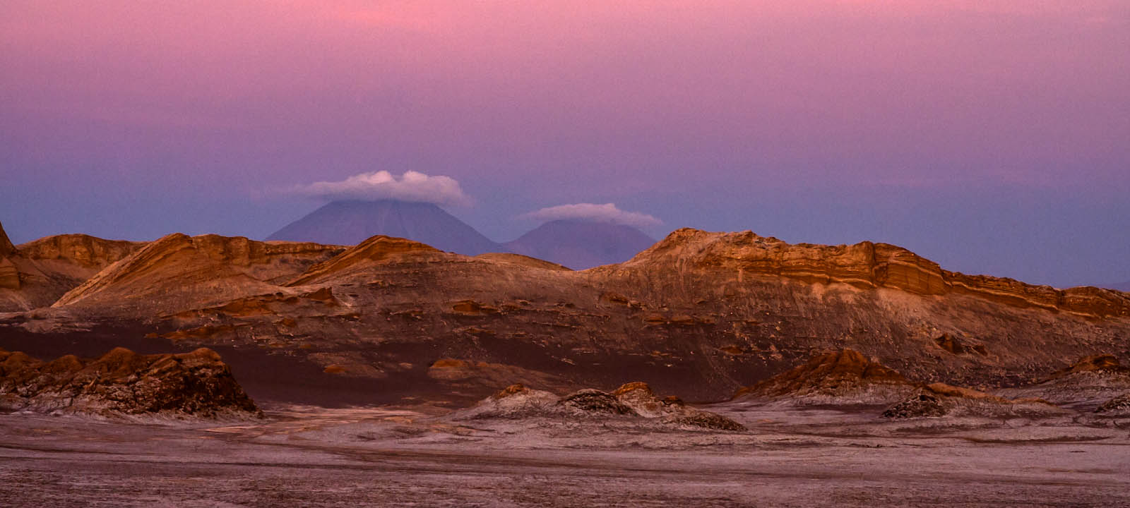 Valle de la Luna and the Atacama Desert