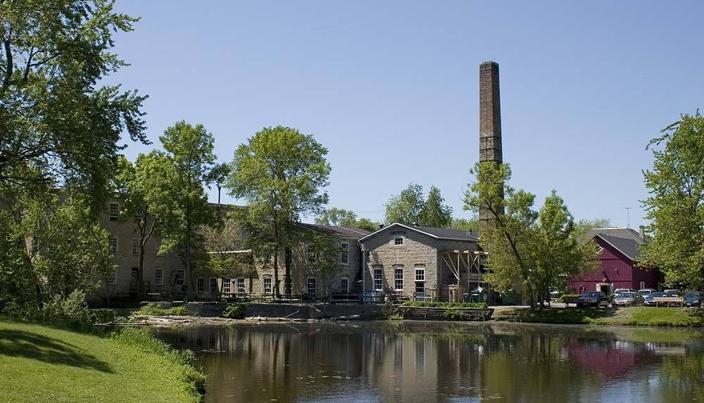 Woolen Mill Cedarburg May
